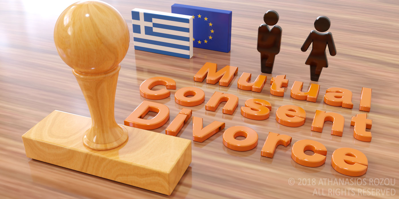 Divorce by Mutual Consent in Greece
