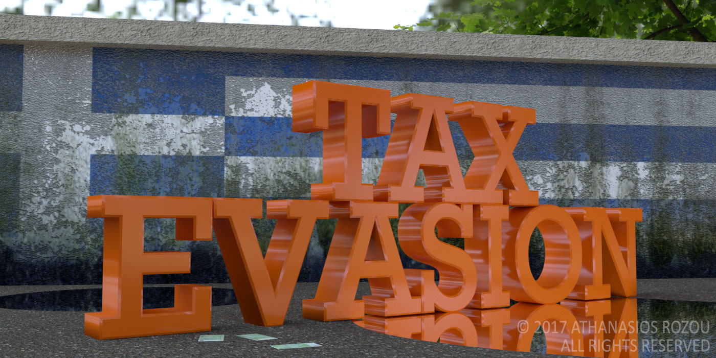 Tax Evasion in Greece